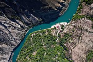 Дагестанская бирюза (Сулакский каньон)