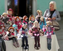 Кукольщица и её дети