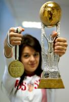 Чемпионка Мира