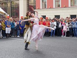 """""""В области балета мы впереди планеты всей!"""""""