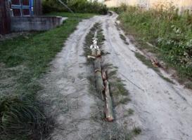 Ремонт дороги по-русски