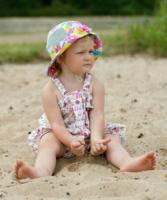 Песок сквозь пальчики