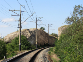 Дорога в Инкермане