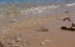 Струящийся песок