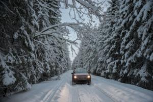 Снежный тракт