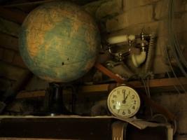 Старый глобус и его друзья