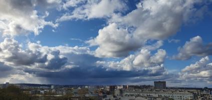 Бесконечная голубизна неба