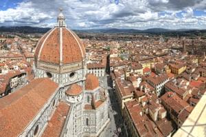 крыши Флоренции