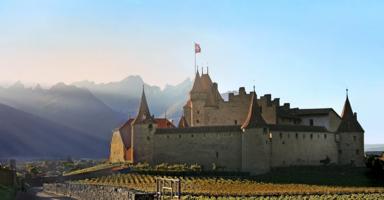 Замок маркиза Карабаса