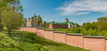 Христорождественский женский монастырь.