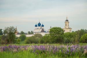 Мужской Высоцкий монастырь, Серпухов