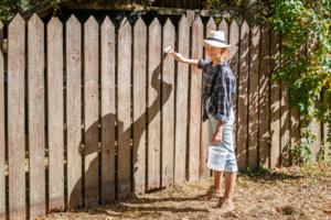 Том Сойер и его тень в образе пришельца