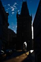 Пороховая  башня.Прага