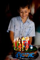 День рождения, светлый праздик...