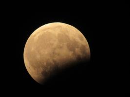 Тень Земли (лунное затмение)