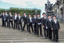 Лестница. Дрезден