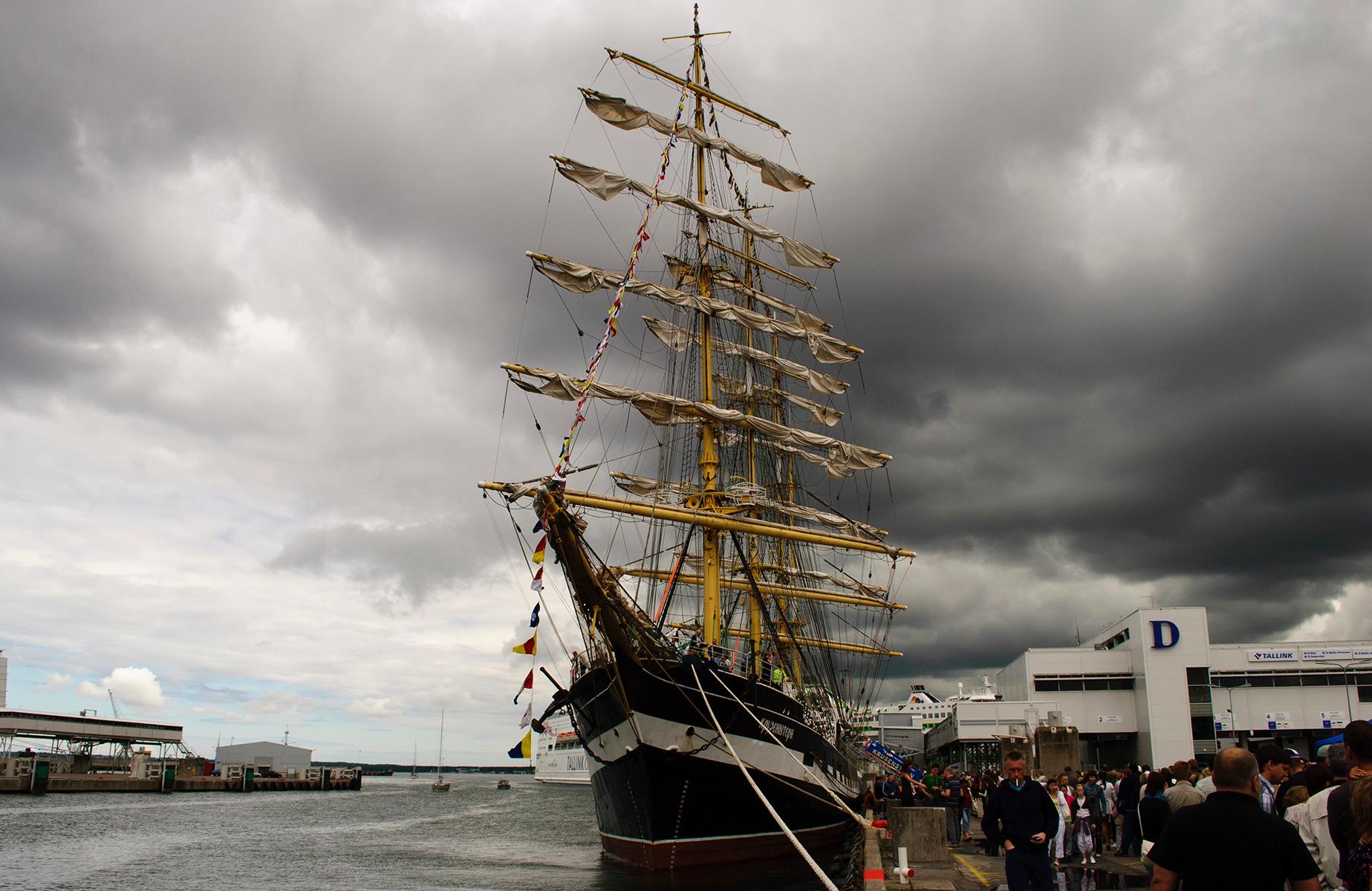парком корабли заходят в гавань картинки некоторых случаях