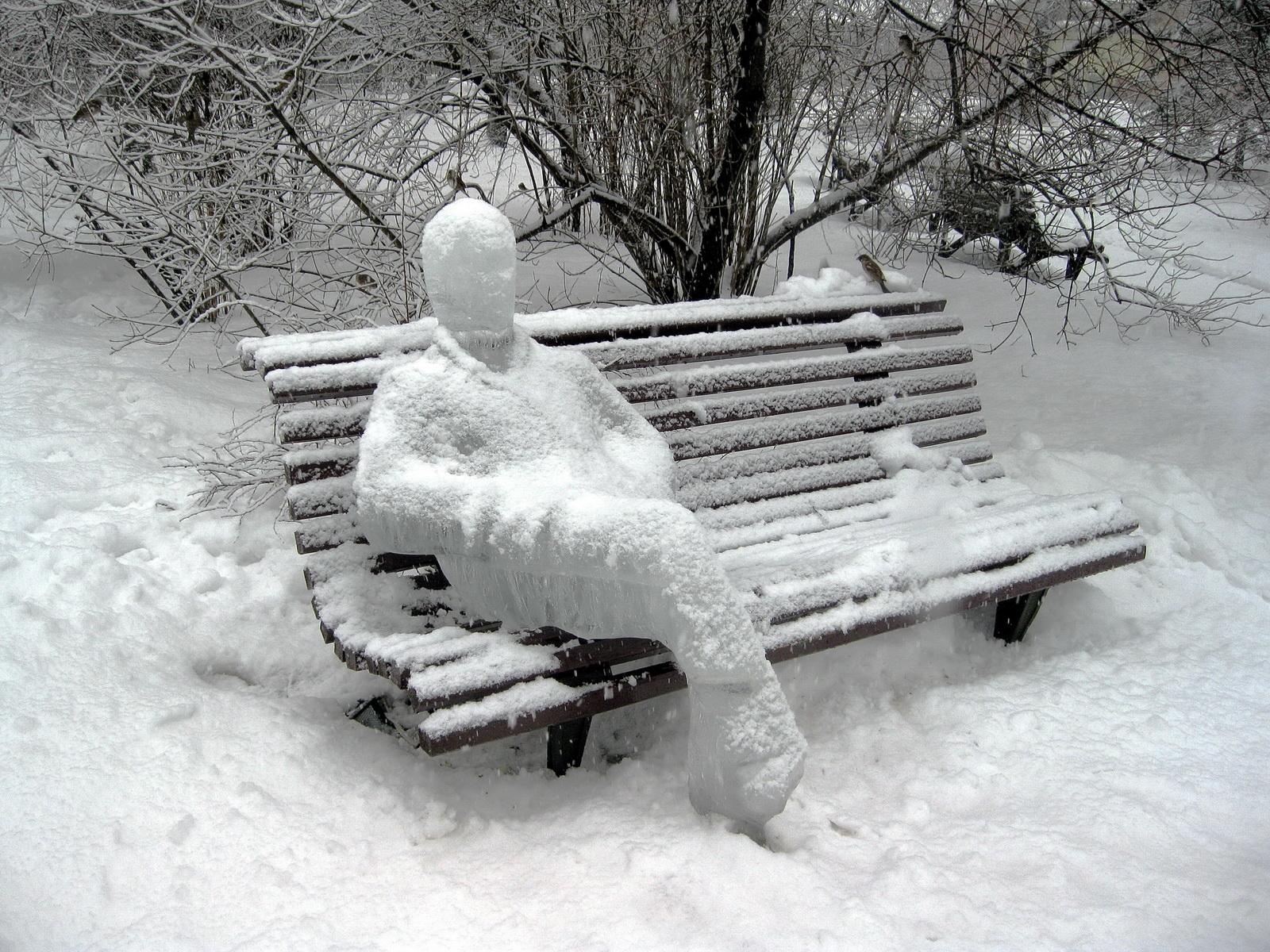 Жду снега картинки