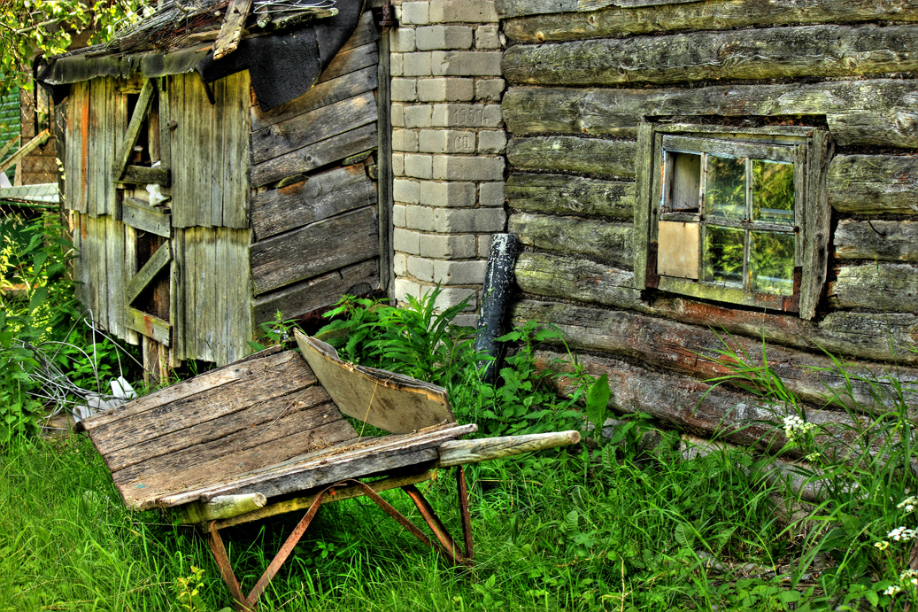 качество картинки мой двор в деревне любое время года
