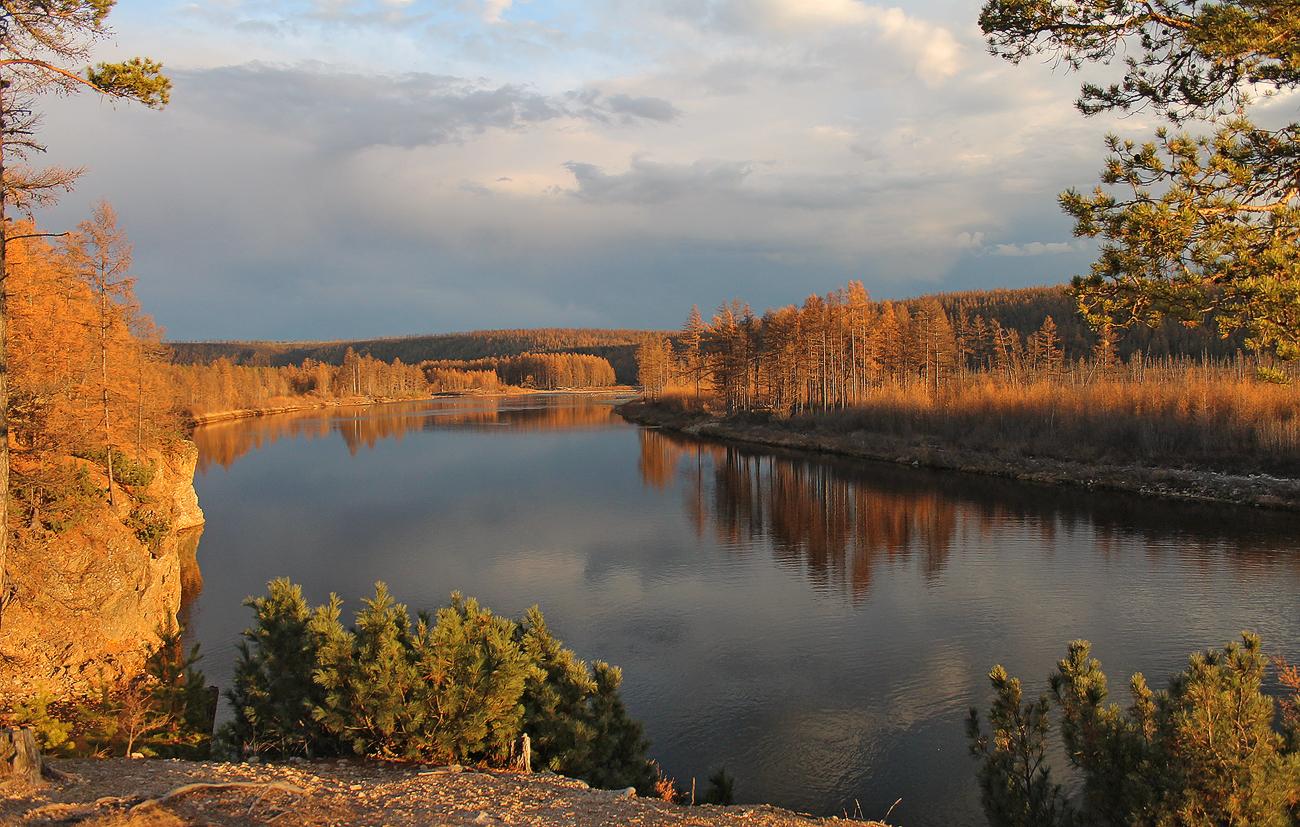 его якутские осенние картинки октября это еще один