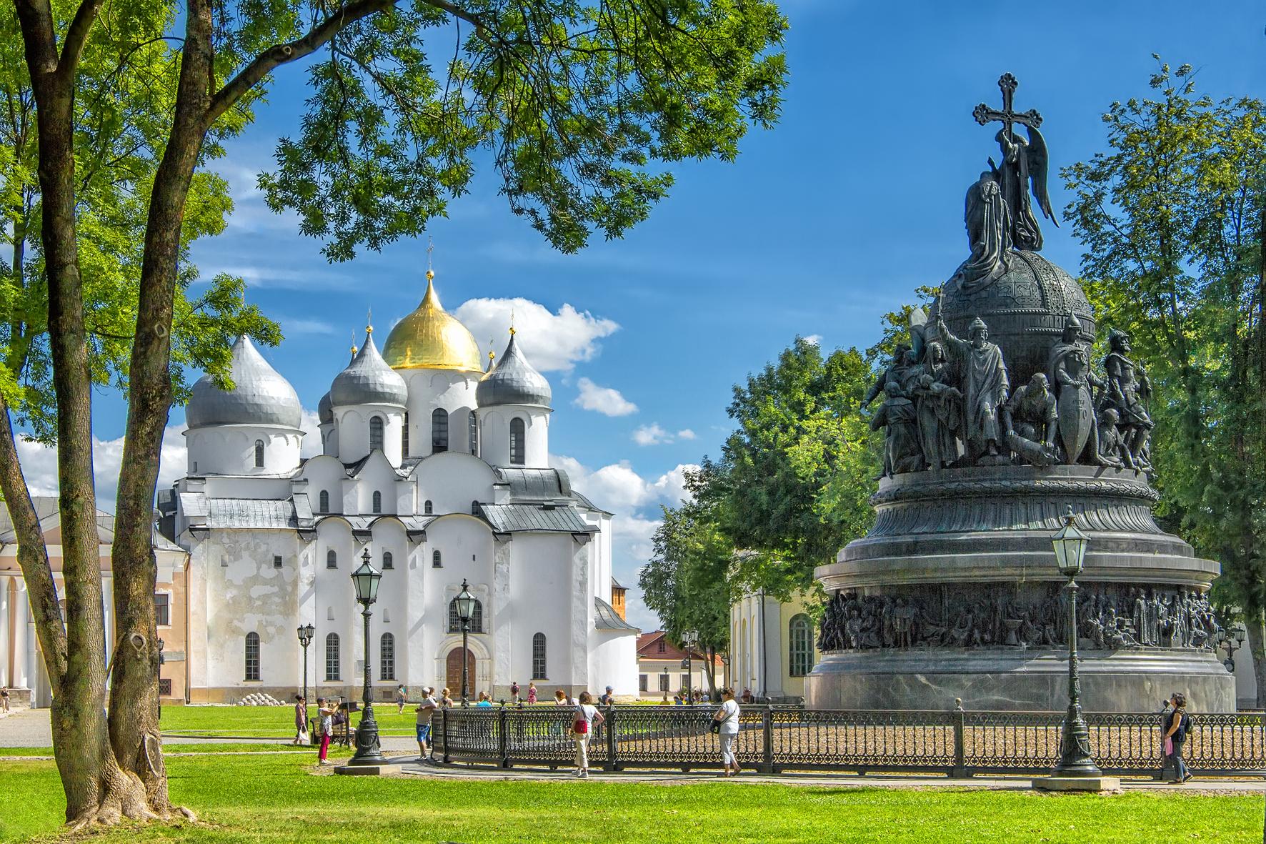 Старинный город россии великий новгород того, как