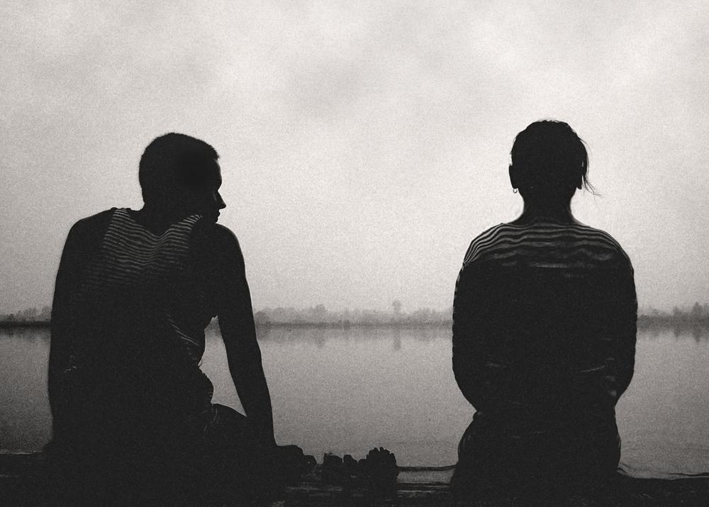Картинка расставание парня с девушкой