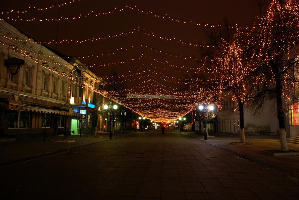 Пенза фото улиц города