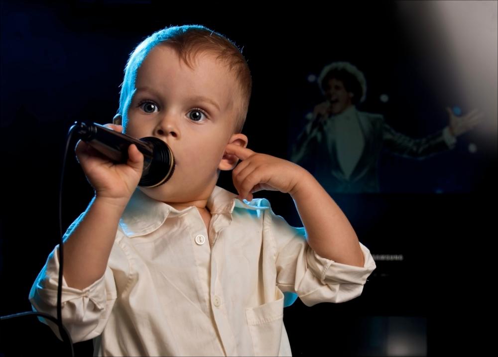 Николай второй, смешные картинки детей с микрофоном