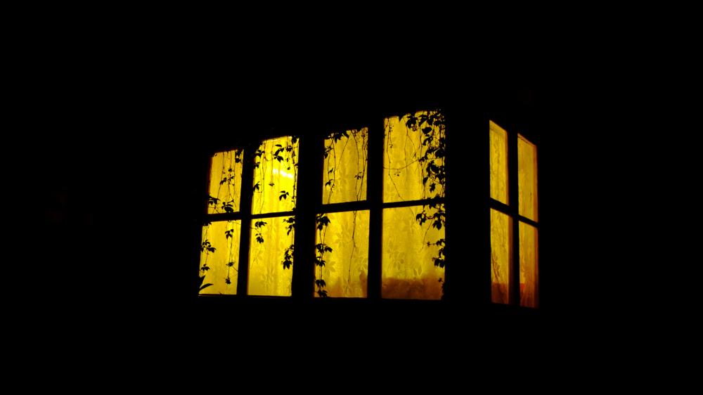 картинка свет в одном окне виде сердца