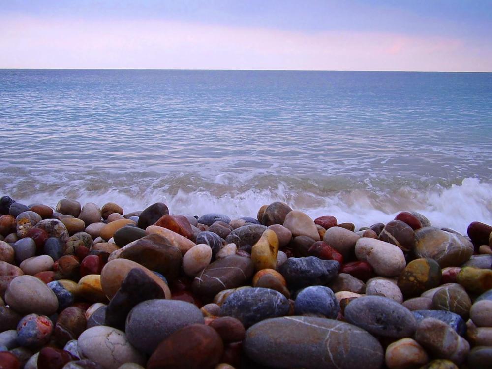 фото морских камушек на море данной подборке собраны