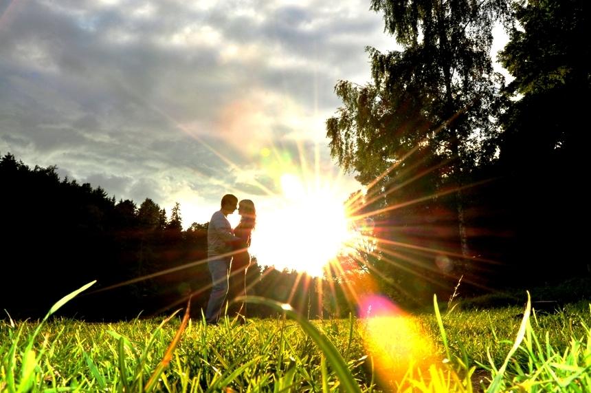 луч солнца тебе картинка лето