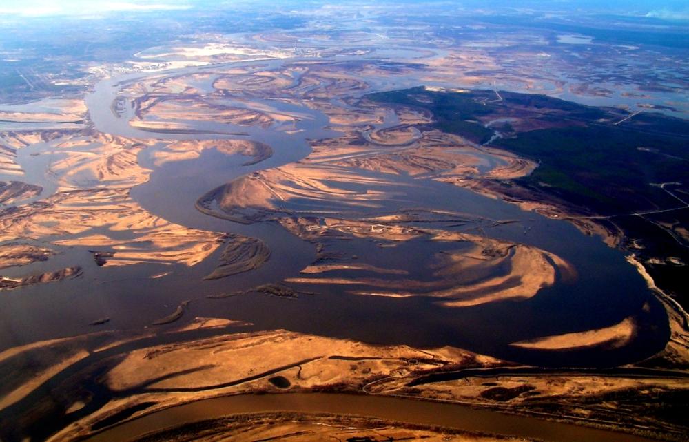 является фотографии реки обь для