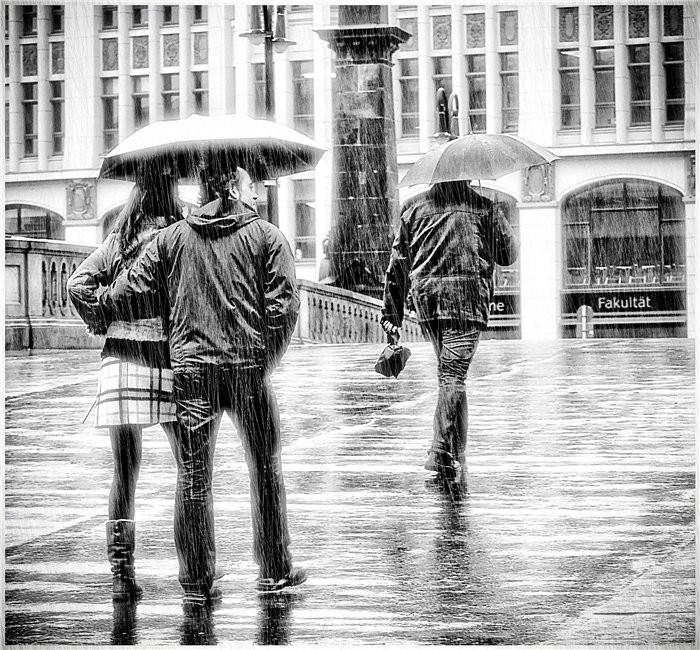 Блюз дождя картинки