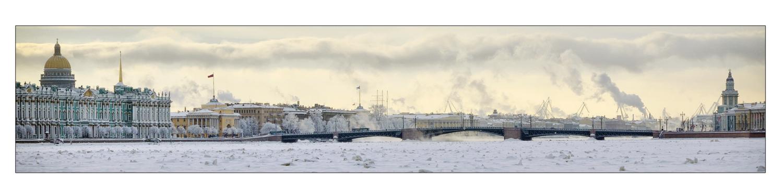 Невская панорама