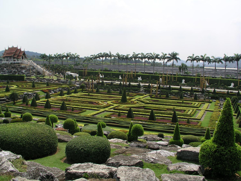 Фигурные сады)