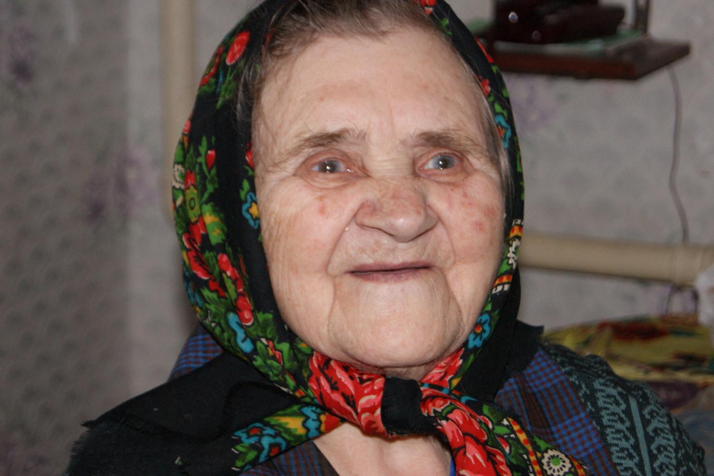 Моя  прабабушка!