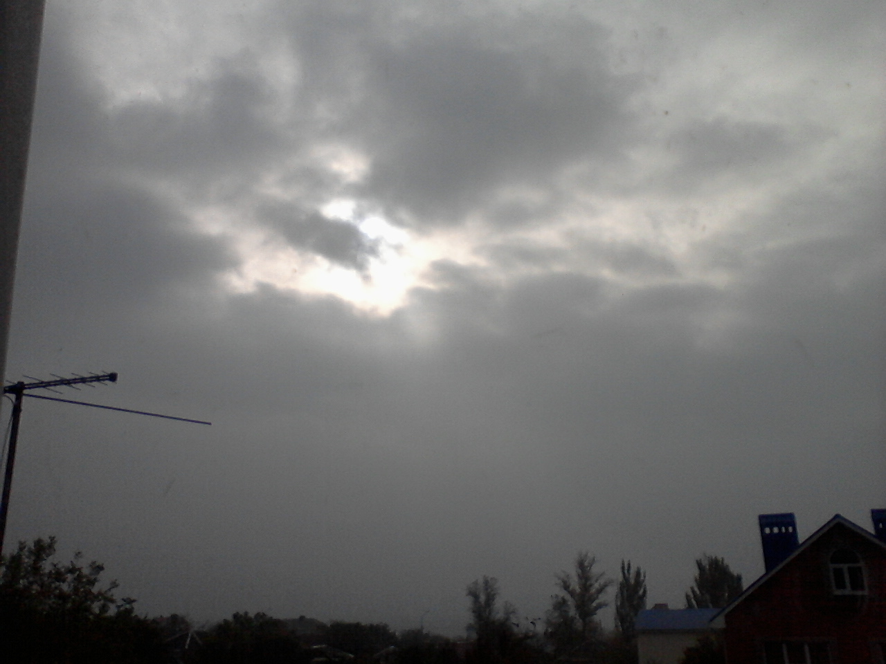В предверьях дождя