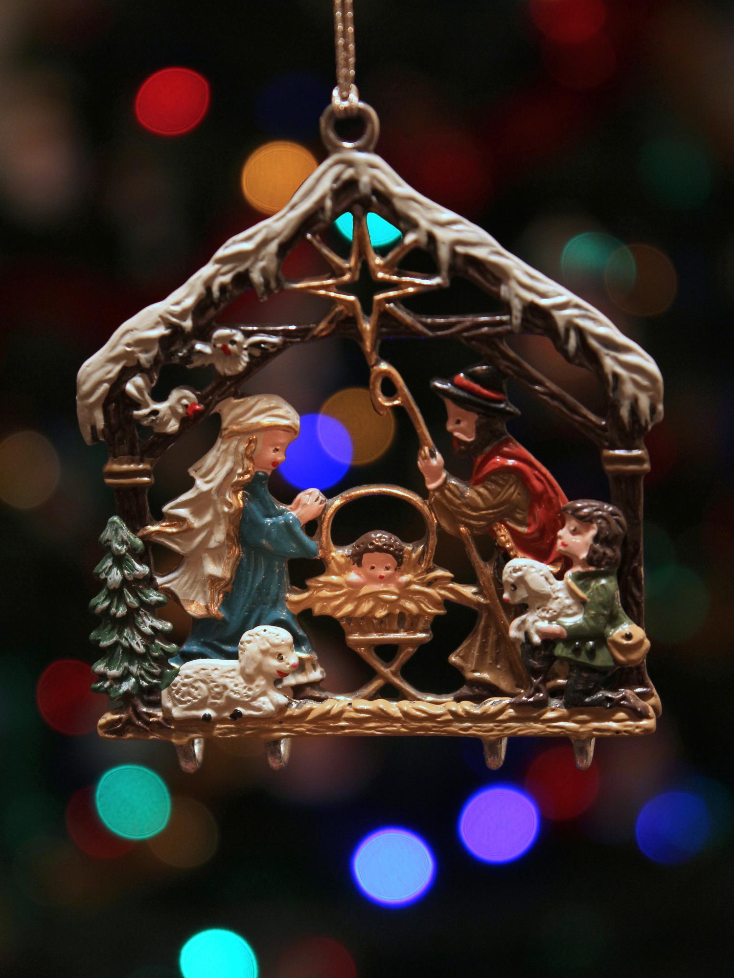 Звездная рождественская ночь