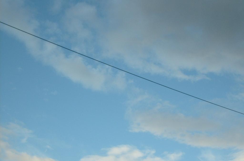 высоко небо