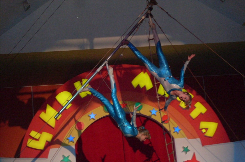 высота цирка
