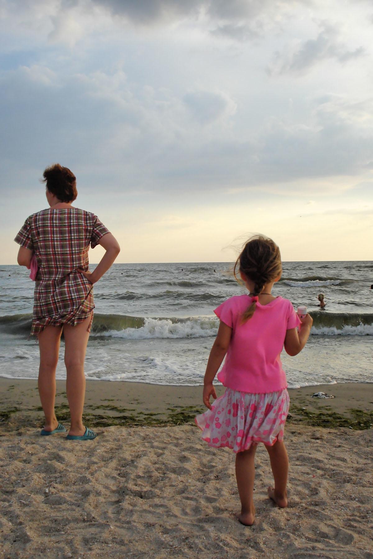 Мониторинг пляжа