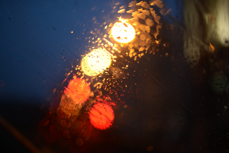 Дорога в ночь.