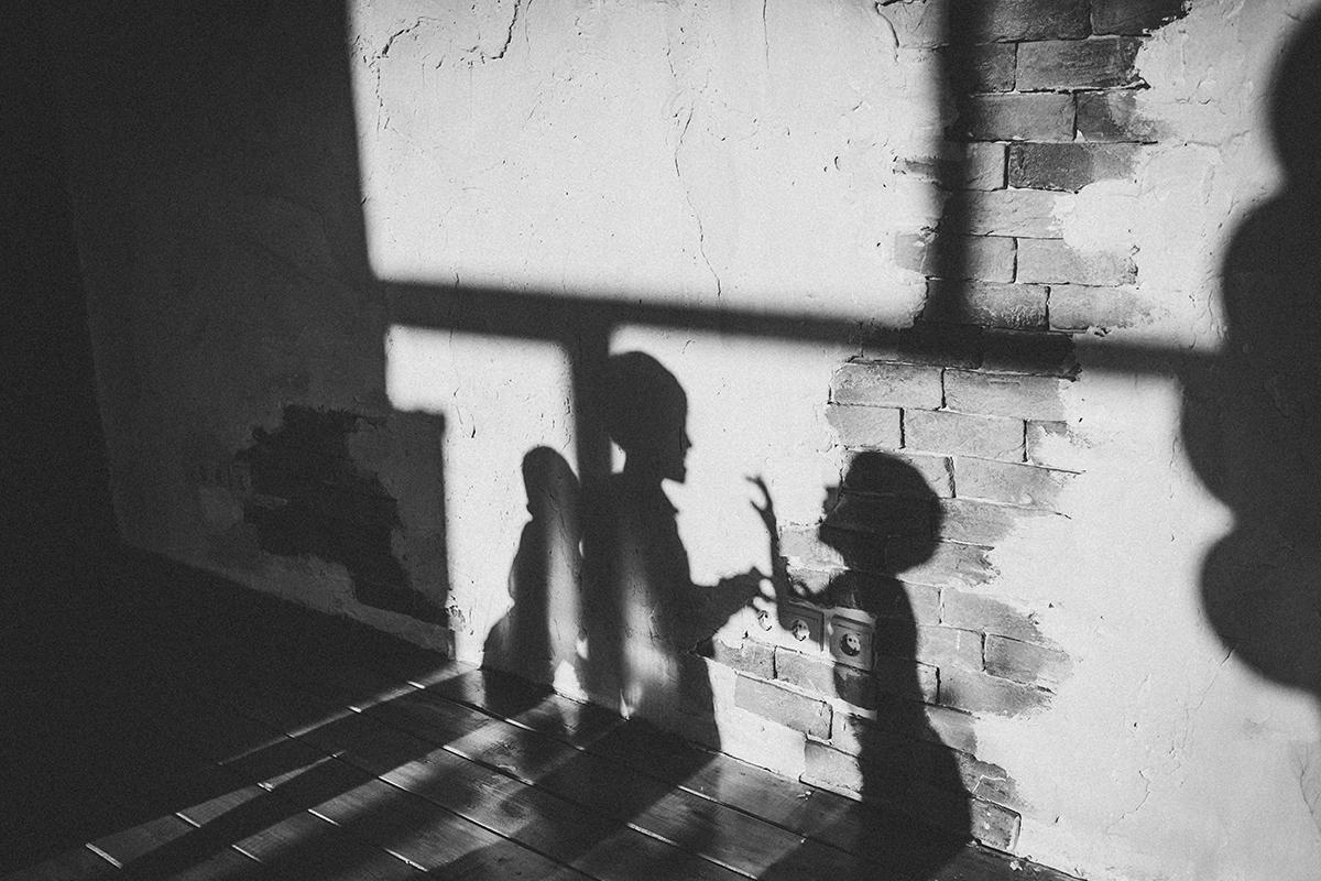 В доме, где оживают тени...