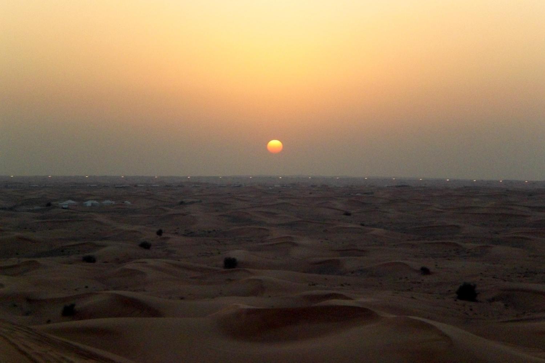 Почти марсианский пейзаж