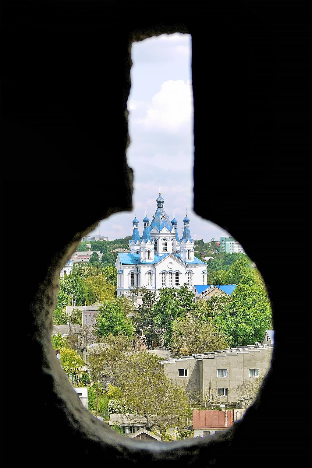 Взгляд из старой крепости