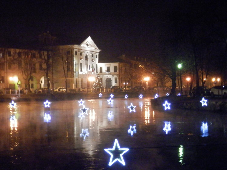 мой город ночью
