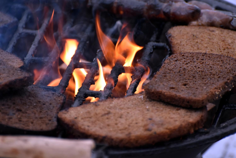 традиции горячего хлеба
