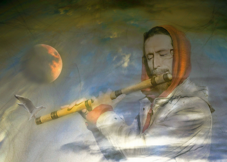 Под музыку лунного света