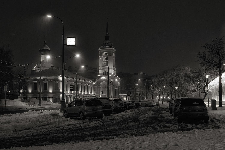 Казачья церковь