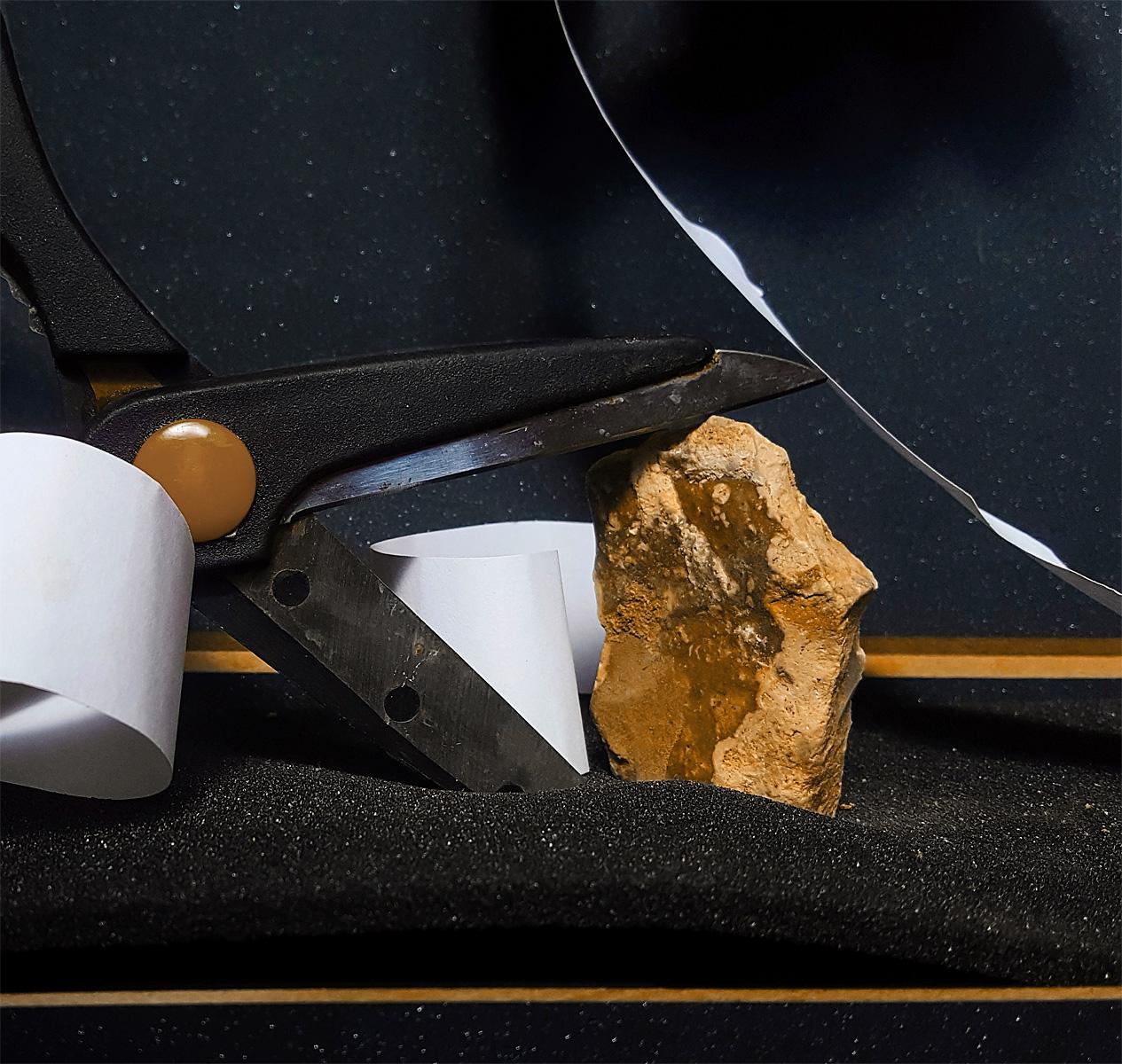 Камень, ножницы, бумага..